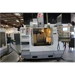 "2006 HAAS VF-2SS CNC VERTICAL MACHINING CENTER, TRAVELS: 30"" X 16"" X 20"", NEW SPINDLE 834 HOURS"