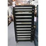 12-DRAWER PORTABLE CABINET