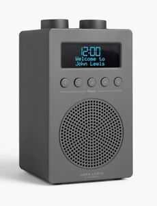 RRP £50 Lot To Contain A John Lewis Spectrum Solo Radio