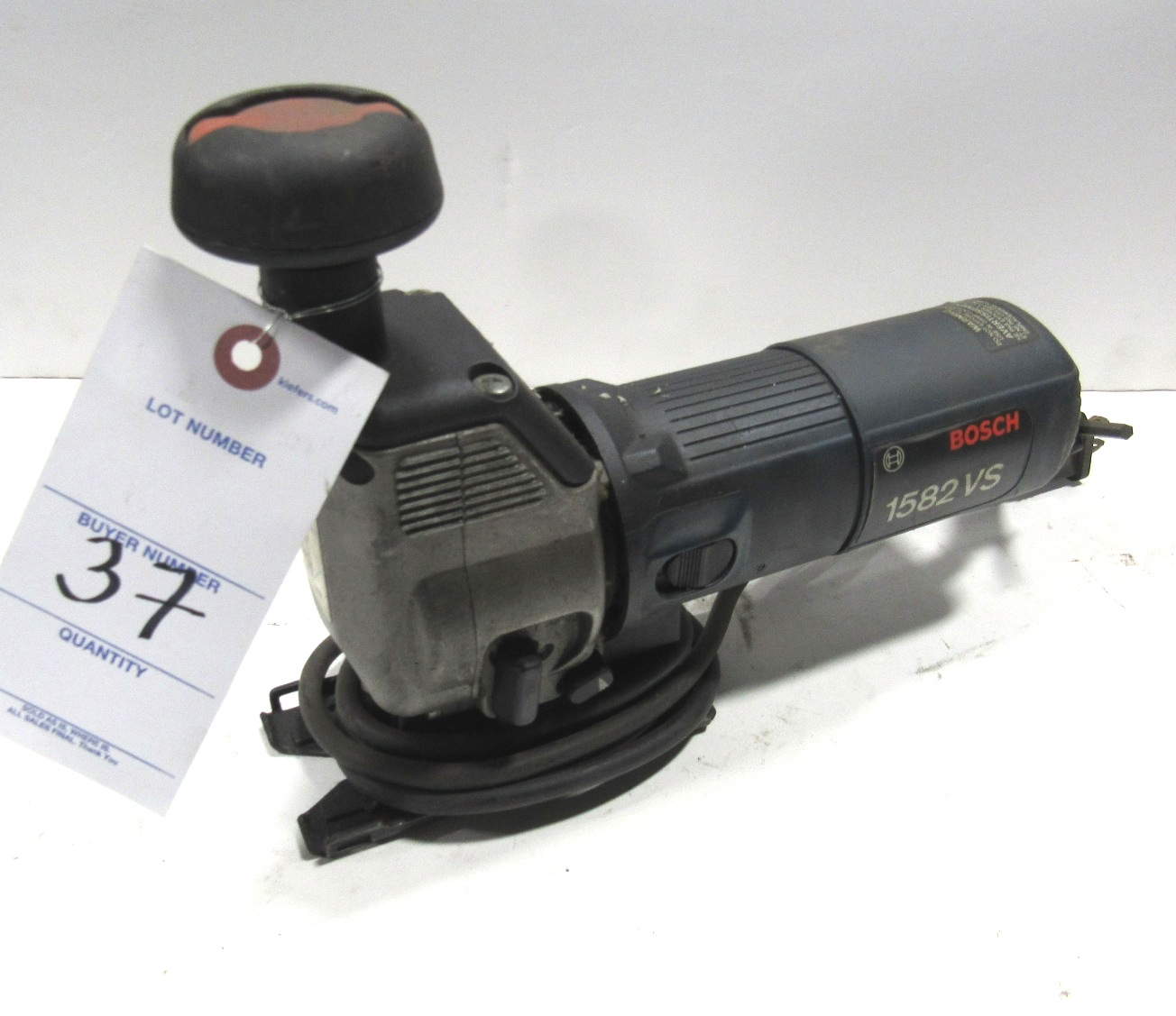 Lot 37 - Bosch 1522 VS Electric Saw