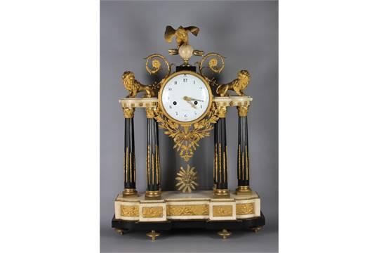 Orologio in cristallo da tavolo ottaviani orologio da ott