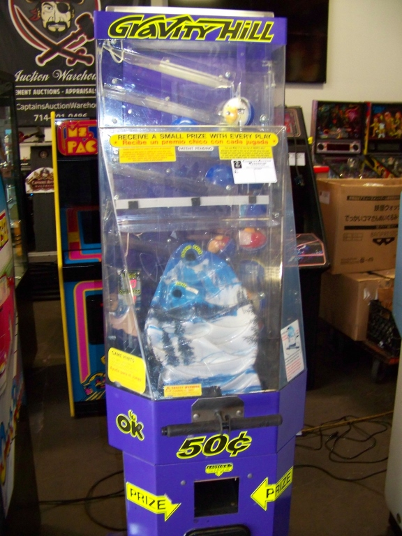 Lot 9 - GRAVITY HILL INSTANT PRIZE REDEMPTION GAME