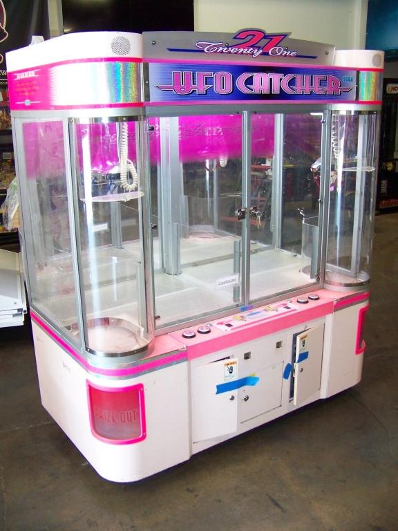 "Lot 57 - 60"" UFO CATCHER SEGA PRIZE MERCHANDISER MACHINE"
