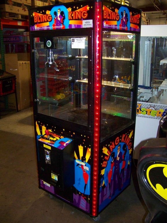 "30"" BLING KING JEWELRY CLAW CRANE MACHINE - Image 3 of 5"