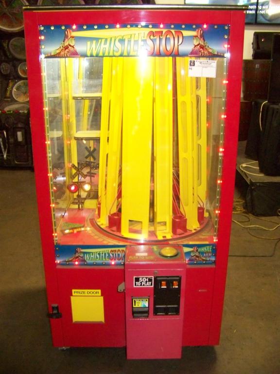 Lot 59 - WHISTLE STOP INSTANT PRIZE REDEMPTION GAME BAYTEK