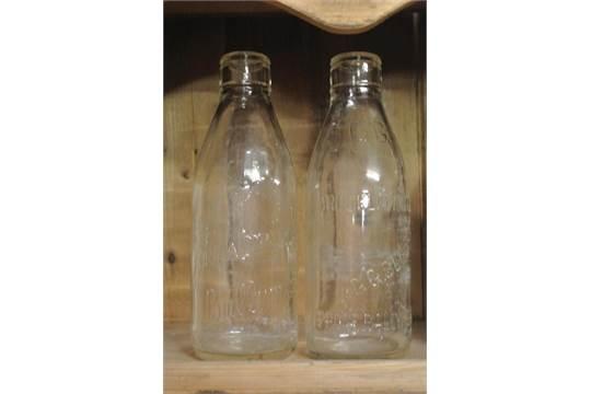 Dating glass milk bottles