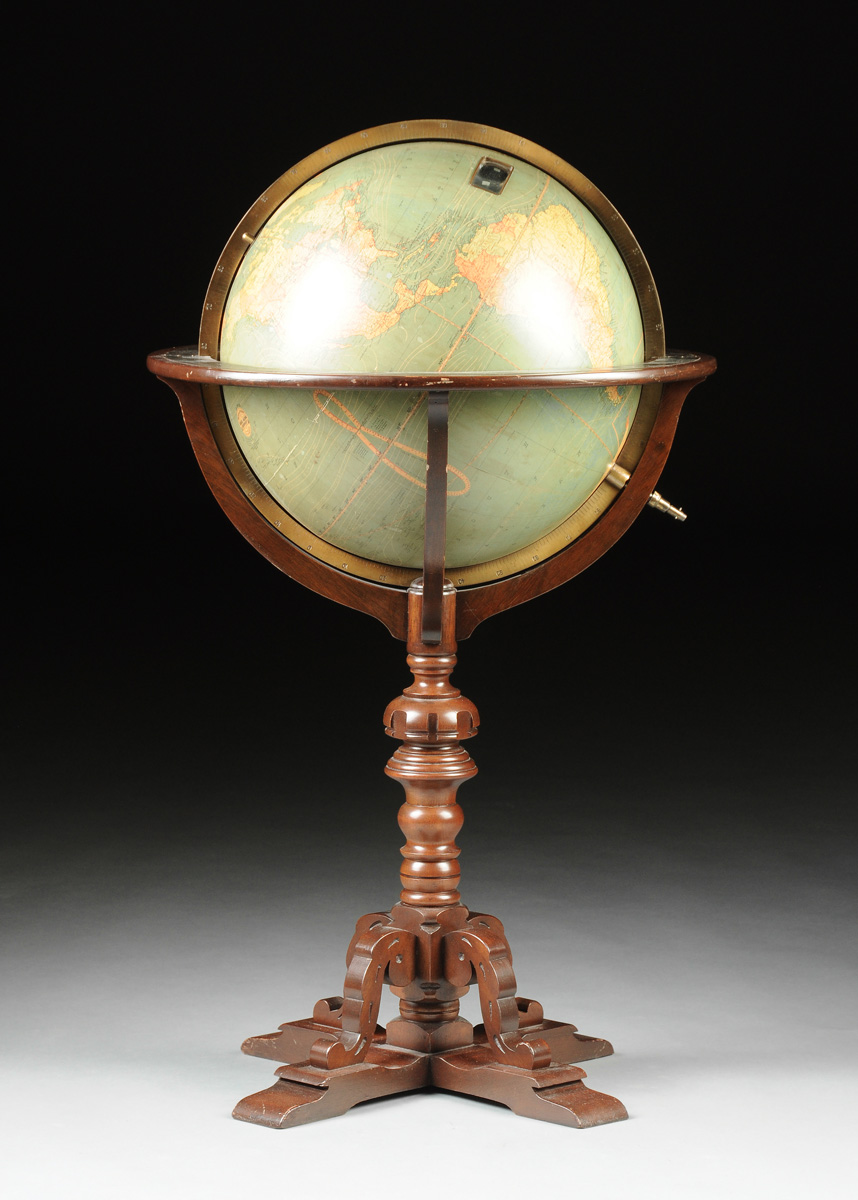 floor wood stand classic floors globe with library products