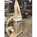 Jet DC-1100A Dust Collector 1.5HP
