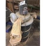 Dust-Master 100 Barrel Top Dust Collector