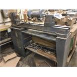"""Delta Rockwell 46-200 Wood Lathe 12"""" Swing, 36"""" Centers tail stock, c/w boring bars and tooling"""