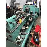"""Harrison AA Lathe 25"""" Centers, 1.5"""" Spindle Bore 3000 RPM  Please call 971-206-0017 to preview."""