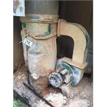 Grizzly G05482 Dust Collector 2HP