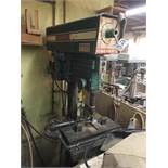 """Powermatic Houdaille Model 1200 20"""" Variable Speed Drill Press"""