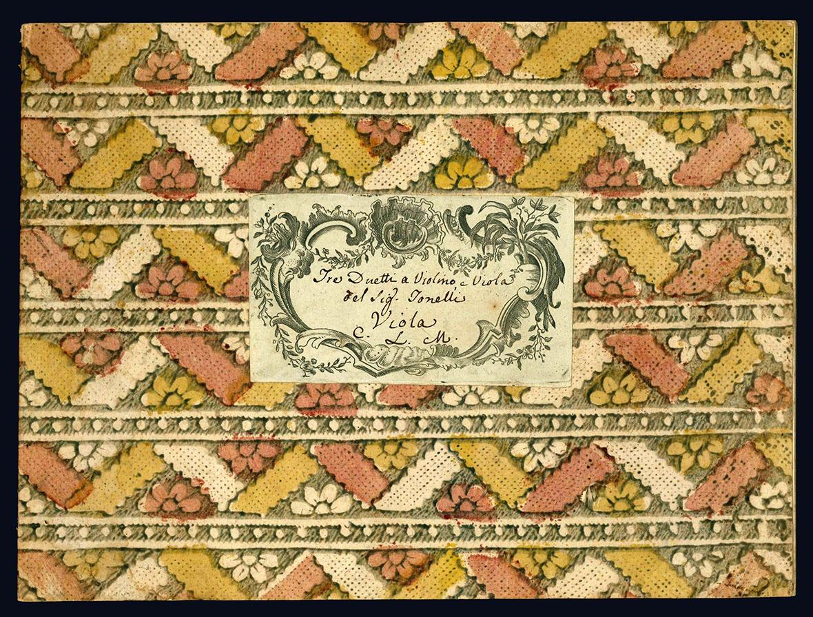 Lot 41 - Manoscritti. Lotto di manoscritti di musica