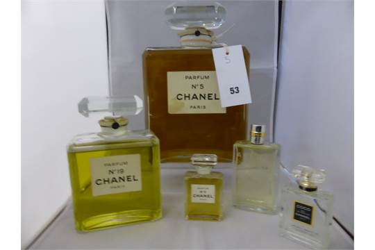 dating chanel perfumes
