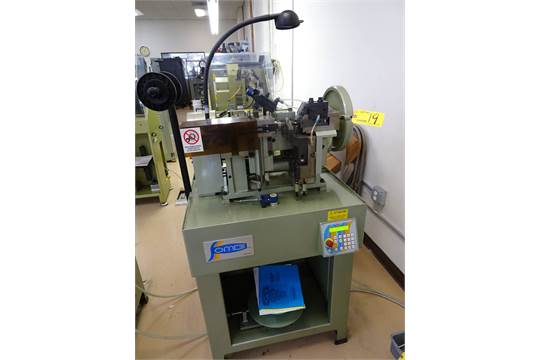 OMBI MDL  G30/F (ITALY) (CE) CHAIN MAKING MACHINE