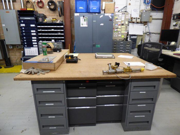 Contents of Mechanic Room