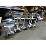 Lot Impulse Foot Pedal Sealers and Hand Sealer