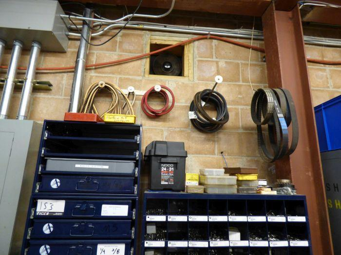 Contents of Mechanic Room - Image 8 of 105