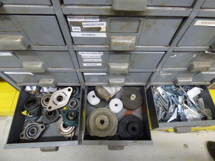 Contents of Mechanic Room - Image 32 of 105