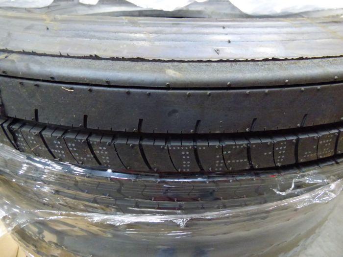 Lot Tires, Wheels, Break Shoes - Image 2 of 8