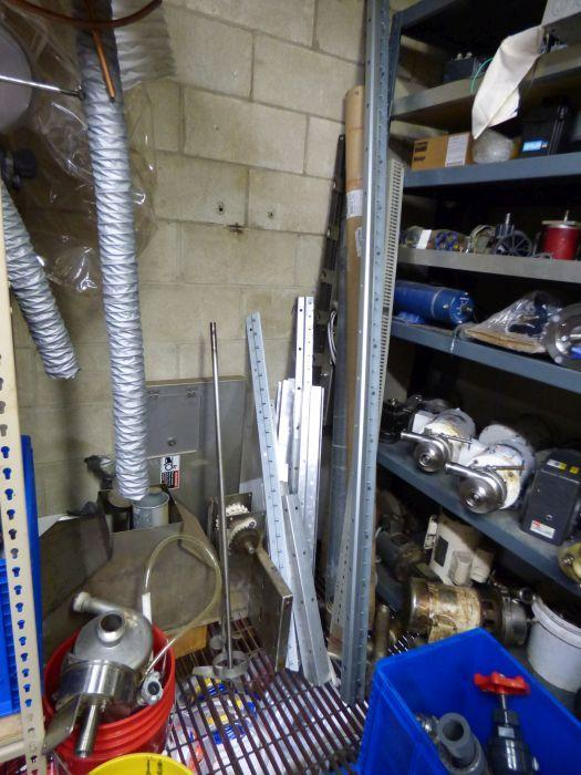 Contents of Mechanic Room - Image 97 of 105