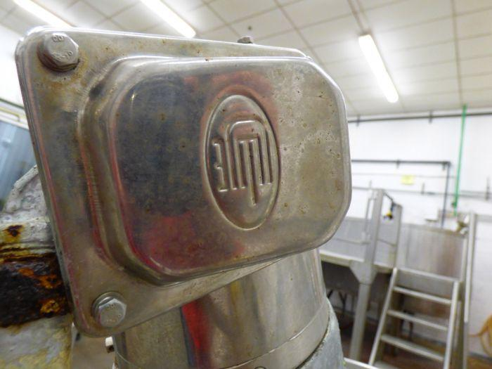 Groen Stainless Steel Jacketed Steam Kettle with Mixer - Image 4 of 8