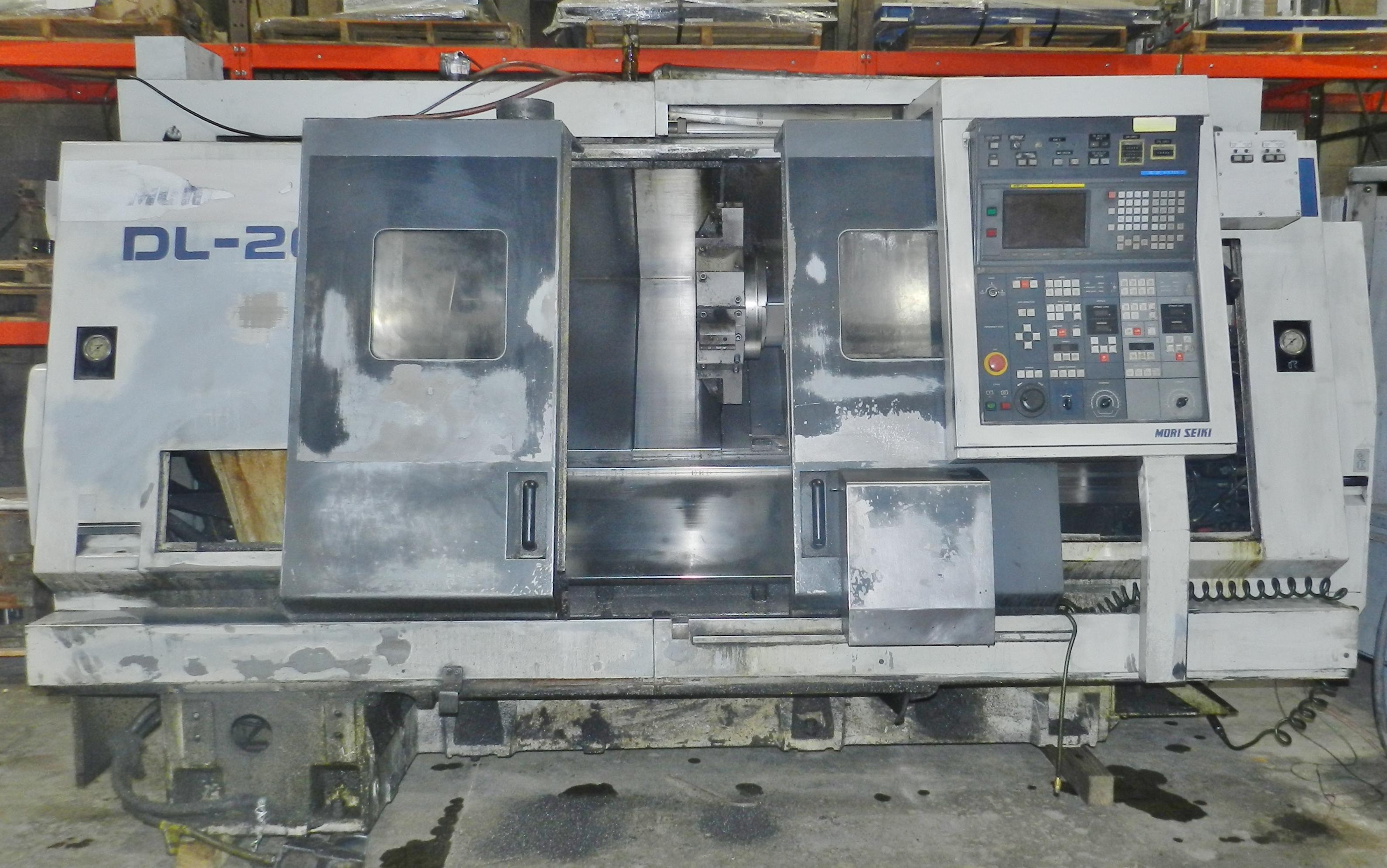 Mori Seiki DL-20 CNC Lathe