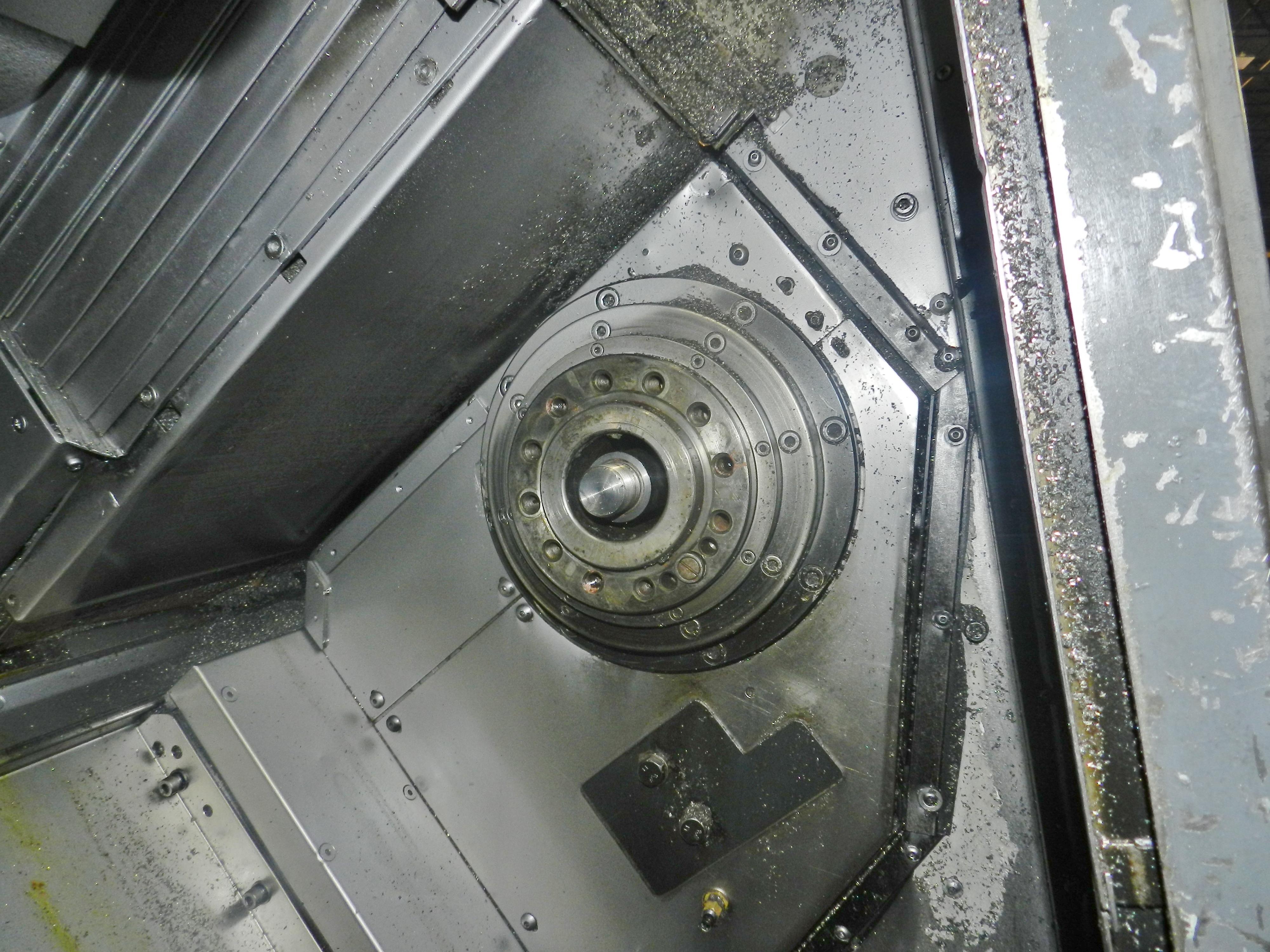 Mori Seiki DL-20 CNC Lathe - Image 4 of 12