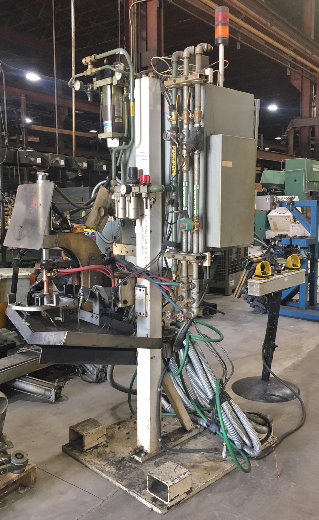 Lot 25 - Centerline 100 kVA Projection Welder