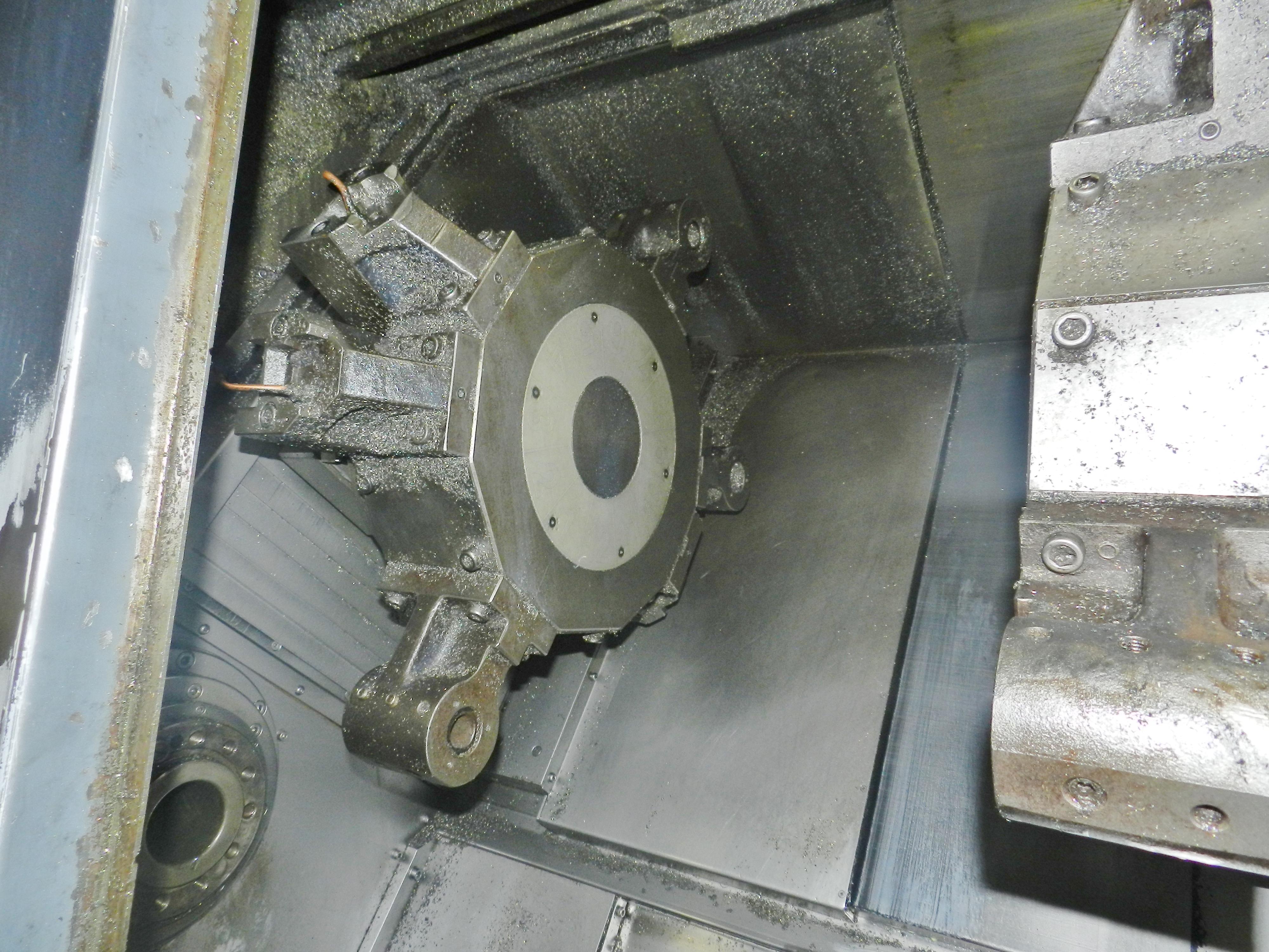 Mori Seiki DL-20 CNC Lathe - Image 5 of 12