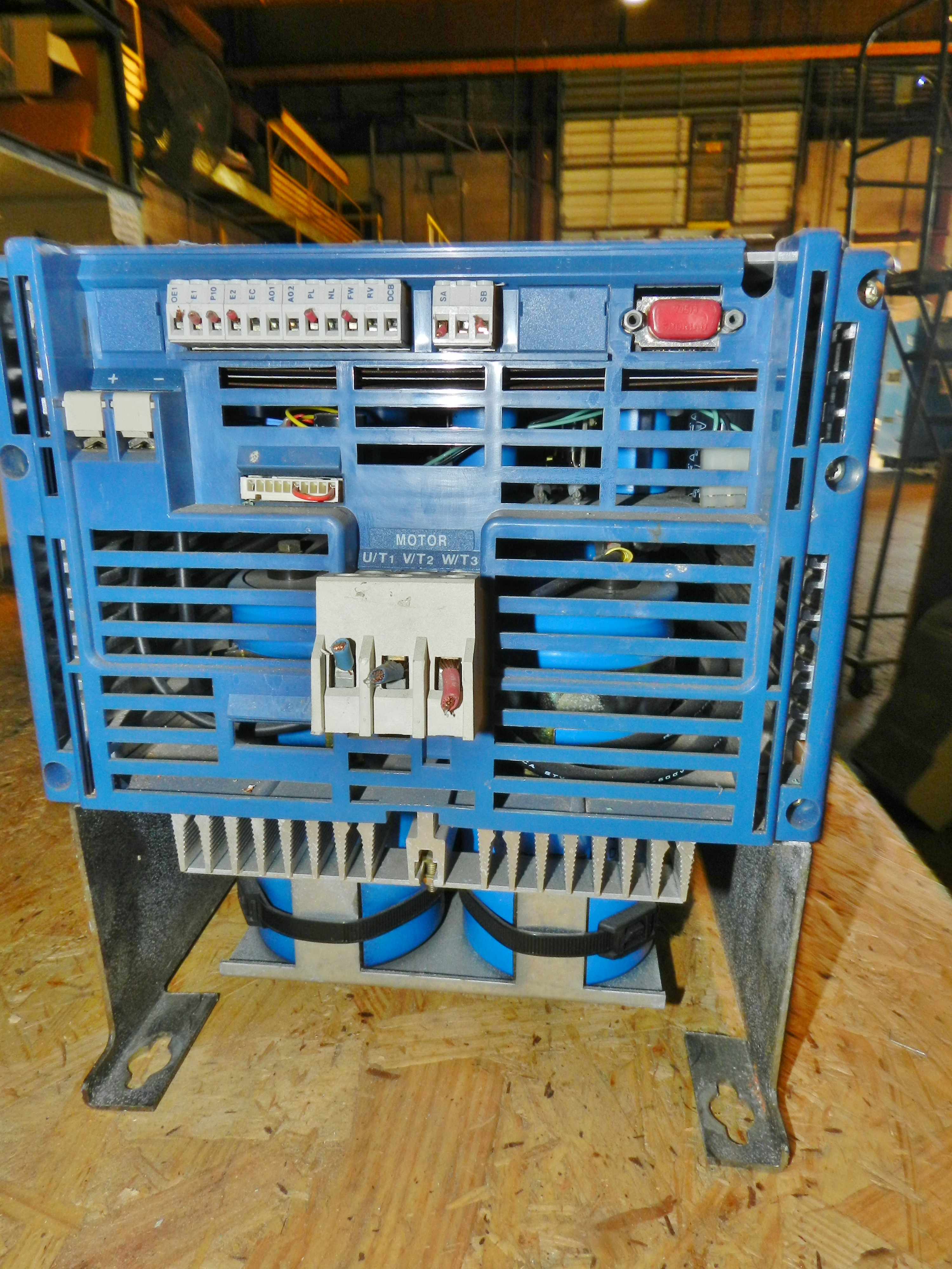 Lot 57 - Square D 25 HP AC Drive