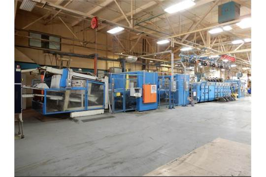 Lots 1 - 52 Are Off Lease Machines To Be Sold At Corrugated