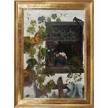 HerbstidylleHugo Charlemont(Jamnitz, Tschechien 1850 – 1939 Wien)HerbstidylleÖl auf Leinwand, 106