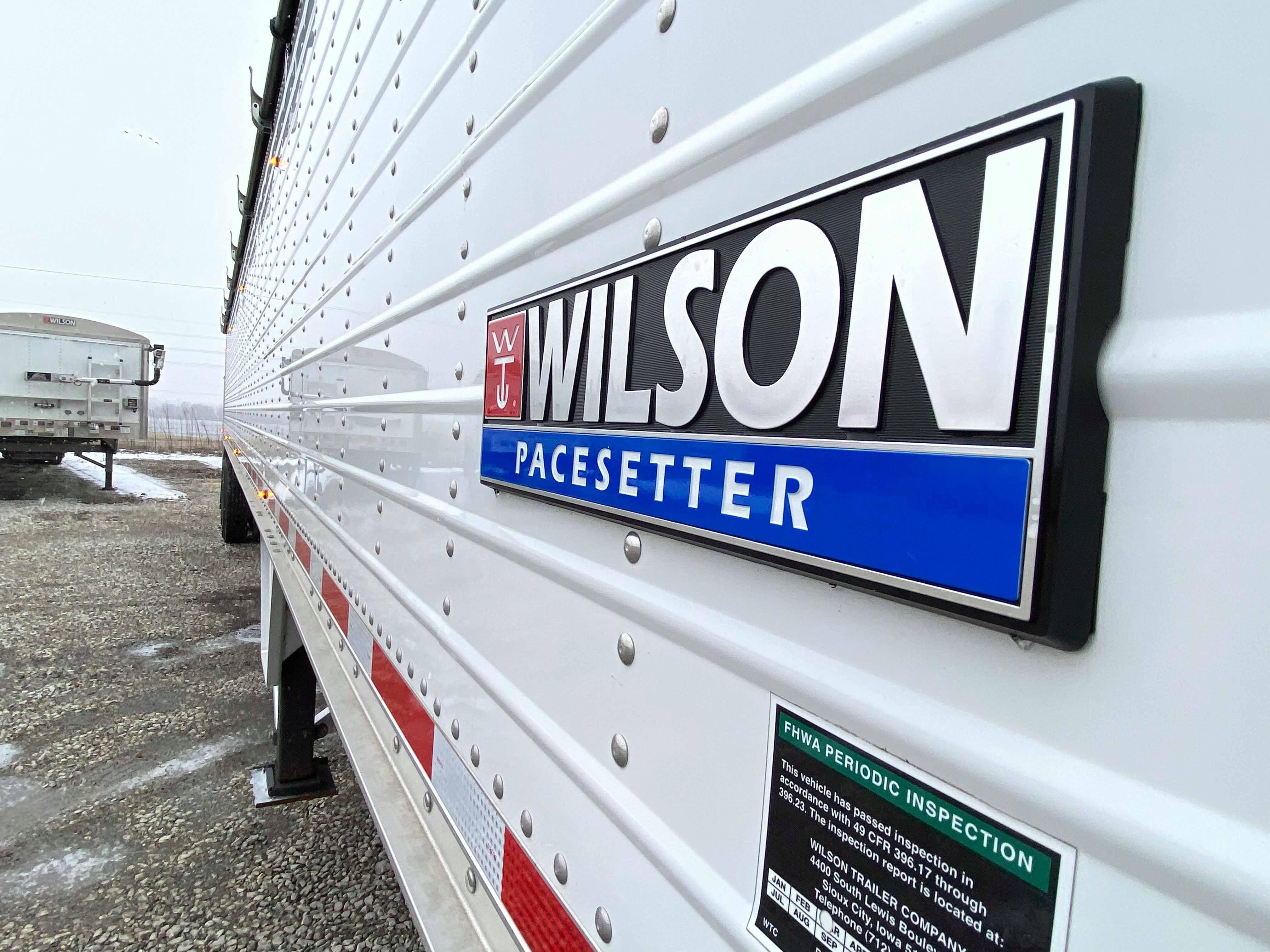 2020 Wilson 40 Ft. Hopper Bottom - Image 4 of 10