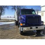 1997 Ford Louisville Tandem, Allison Automatic Transmission NEW, 18 Ft. Scott Steel Grain Bed, Cargo