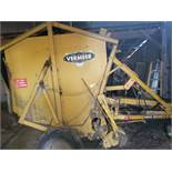 Vermeer 605D Round Baler, Belts, Manual Tie