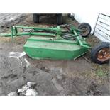 Pull Type PTO Mower, Hydraulic Lift, 5.5 Ft.