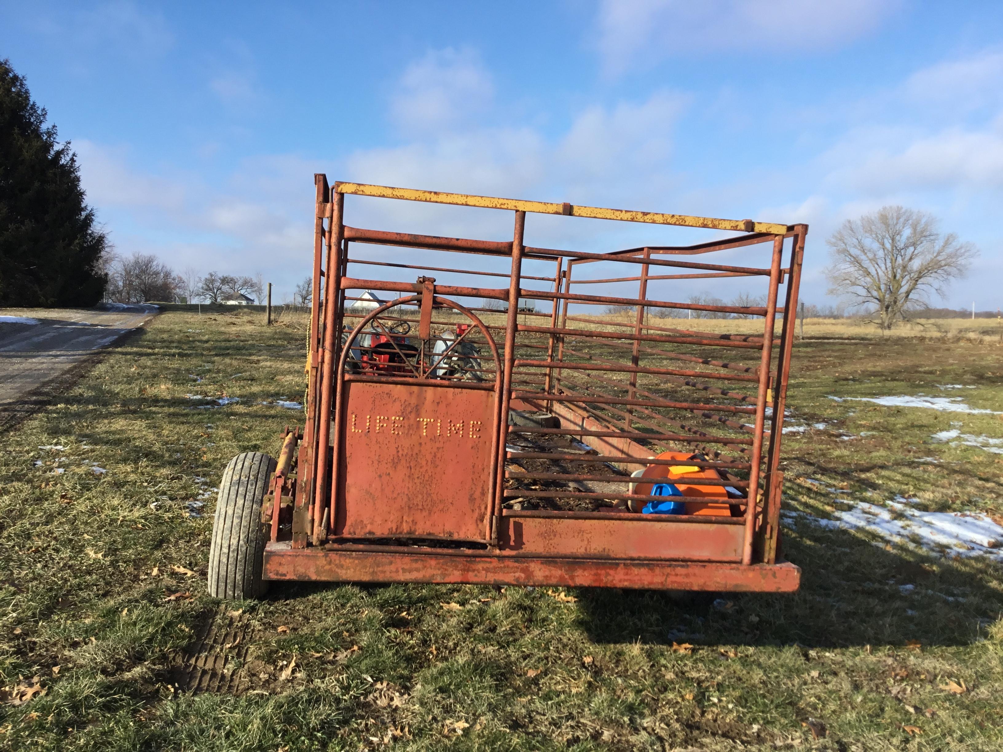 Hydraulic Hog Cart - Image 3 of 3