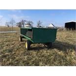 Hay/Grain Feeder Wagon