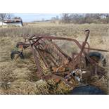 David Bradley Ground Drive Hay Rake