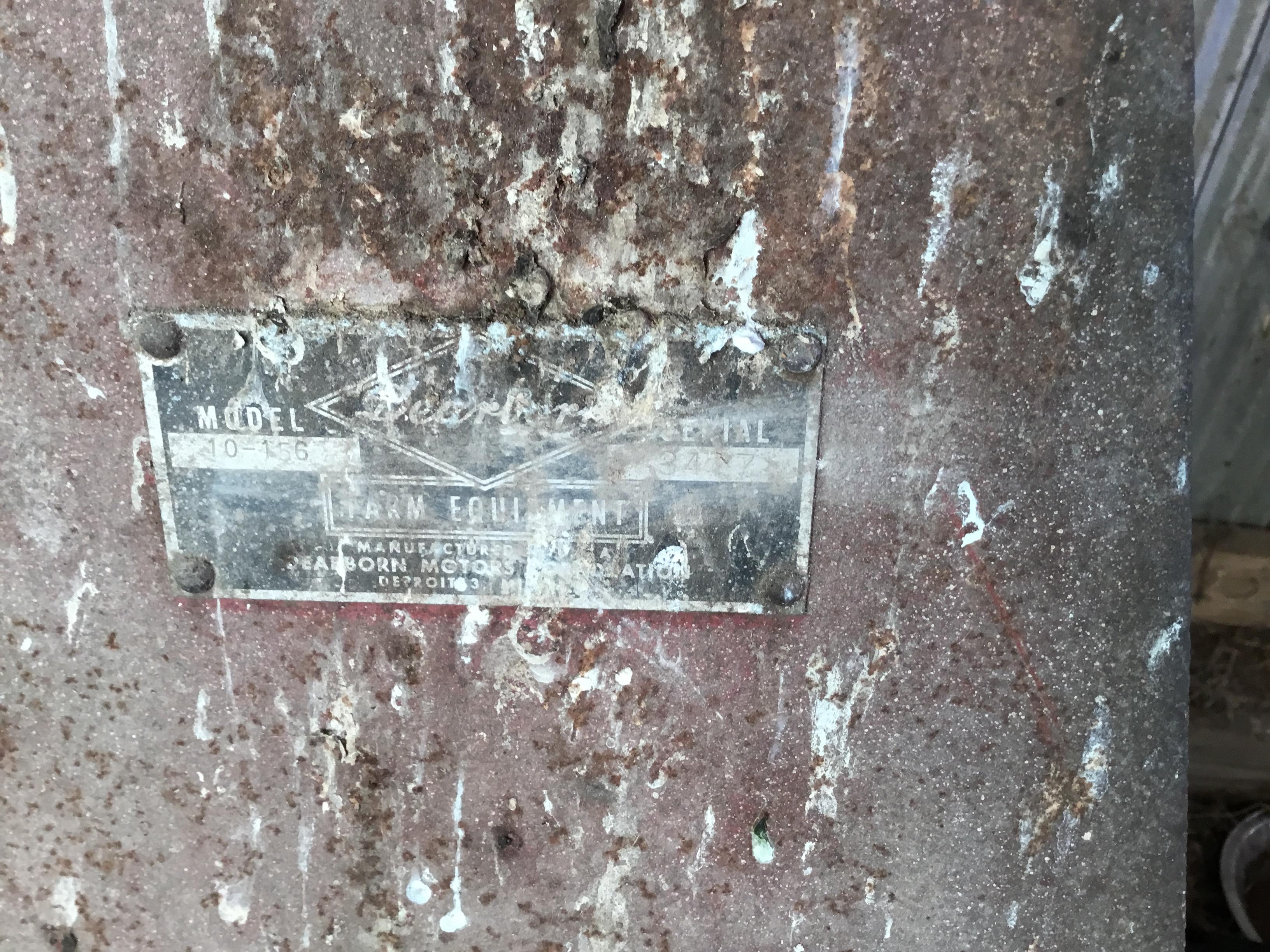 Ferguson 3 Pt. Hitch, 2 Bottom Plow - Image 2 of 4