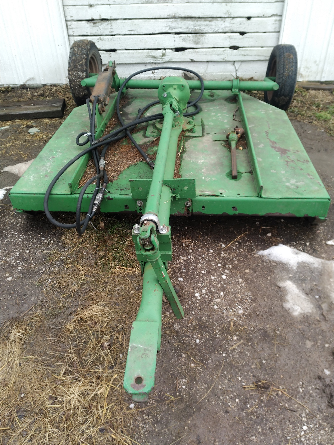 Pull Type PTO Mower, Hydraulic Lift, 5.5 Ft. - Image 2 of 2