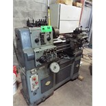 """KART E2N-750 Toolroom lathe with 12"""" swing, 30"""" centers, 46-2160 rpm, inch/metric threading, 8"""""""