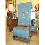 PETERSON SKS-2850 ROTARY PARTS WASHER WITH RINSE CYCLE & TRI HEATING SYSTEM,ELECTRICAL, NATURAL