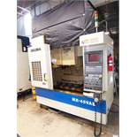 "OKUMA MDL. MX-45VAE VERTICAL MACHINING CENTER WITH 18.11"" X 39-1/2"" TABLE, TRAVELS: X-30, Y-18."