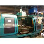 "MATSUURA MDL. MC800V VERTICAL MACHINING CENTER WITH 18"" X 46"" TABLE, BT-40 TAPER, 30-POSITION"