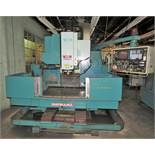 "MATSUURA MDL. MC-800V CNC VERTICAL MACHINING CENTER, 16.14"" X 45.27"" TABLE, BT40 TAPER SPINDLE, 30-"