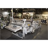 Lot 12 - SIDE/WELD BAG MACHINE, GT SCHJELDAHL MDL. 108-41-SPA-95492, S/N 108-41-SPA-95492. (Line #11)