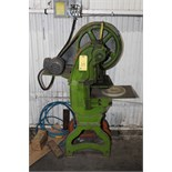 Lot 25 - OBI PUNCH PRESS, 5 T. (est.) cap.